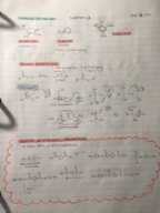 CHEM 241 - Class Notes - Week 9