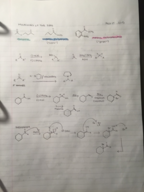 CHEM 241 - Class Notes - Week 10