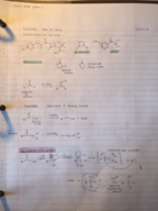 CHEM 241 - Class Notes - Week 13