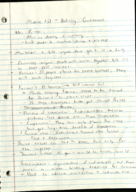 GOV 310 - Class Notes - Week 1
