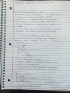 ECON 10223 - Class Notes - Week 9