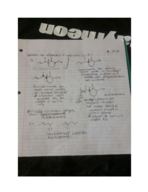 CHEM 341 - Class Notes - Week 8