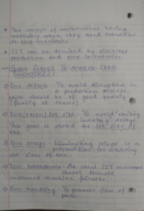 UTA - IE 5329 - Class Notes - Week 2