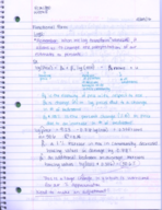ECON 300 - Class Notes - Week 9