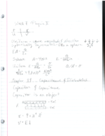 UNM - PHYS 161 - Class Notes - Week 7