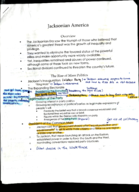 HIST 1311 - Class Notes - Week 4
