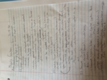 MBIO 213 - Class Notes - Week 16