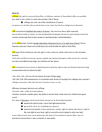 WGS 160 - Study Guide