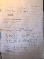 CHEM 241 - Class Notes - Week 16