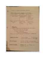 ECON 200 - Class Notes - Week 10