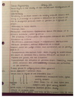 PSY 2301 - Class Notes