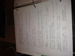 CHM 1220 - Class Notes - Week 9