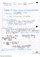 CHEM 221 - Class Notes - Week 3