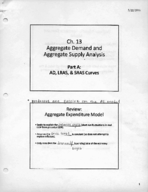 What is the main function of aggregate executive model?