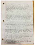 ECON 310 - Class Notes - Week 13