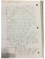 ECON 310 - Class Notes - Week 14
