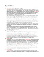 HIST 1010 - Study Guide