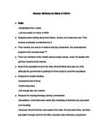 OTH 637747 - Class Notes - Week 10