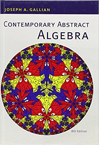 Contemporary Abstract Algebra | 8th Edition | ISBN: 9781133599708 | Authors: Joseph Gallian