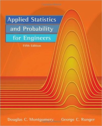 Applied Statistics and Probability for Engineers | 5th Edition | ISBN: 9780470053041 | Authors: Douglas C. Montgomery, George C. Runger