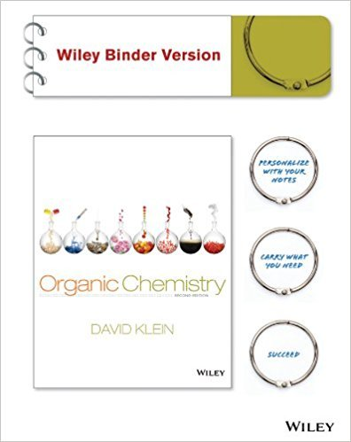Organic Chemistry | 2nd Edition | ISBN: 9781118454312 | Authors: David R. Klein