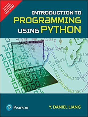 Introduction To Programming Using Python   1st Edition   ISBN: 9780132747189   Authors: Daniel Liang