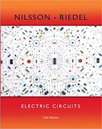 Electric Circuits | 10th Edition | ISBN: 9780133760033 | Authors: James W. Nilsson, Susan Riedel
