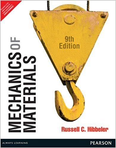 Mechanics of Materials | 9th Edition | ISBN: 9780133254426 | Authors: R.C. Hibbeler