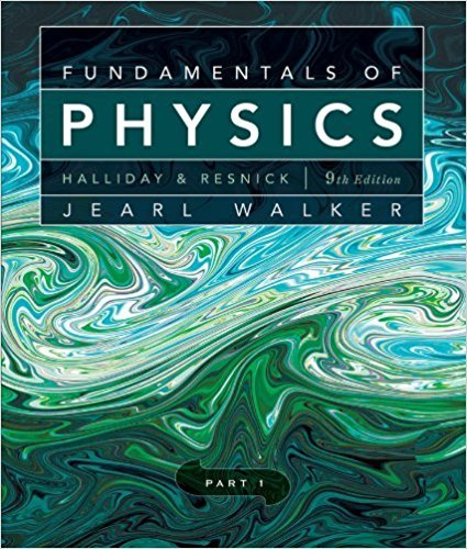 Fundamentals of Physics: | 9th Edition | ISBN: 9780470556535 | Authors: Robert Resnick