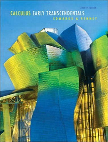 Calculus:Early Transcendentals | 7th Edition | ISBN: 9780131569898 | Authors: C. Henry Edwards