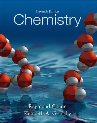 Chemistry | 11th Edition | ISBN: 9780073402680 | Authors: Raymond Chang