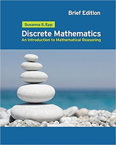 Discrete Mathematics: Introduction to Mathematical Reasoning | 1st Edition | ISBN: 9780495826170 | Authors: Susanna S. Epp