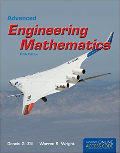 Advanced Engineering Mathematics | 5th Edition | ISBN: 9781449691721 | Authors: Dennis G. Zill, Warren S. Wright