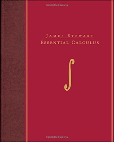 Essential Calculus (Available Titles CengageNOW) | 1st Edition | ISBN: 9780495014423 | Authors: James Stewart