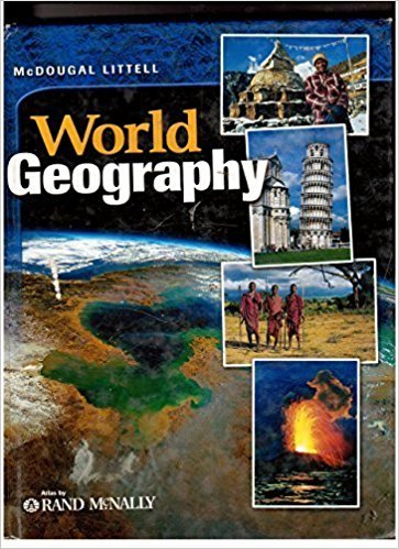 World Geography | ISBN: 9780618689989 | Authors: McDougal Littel