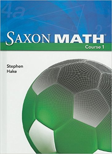 Saxon Math, Course 1 | 1st Edition | ISBN: 9781591417835 | Authors: Stephan Hake