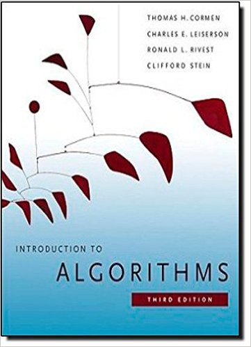 Introduction to Algorithms | 3rd Edition | ISBN: 9780262033848 | Authors: Thomas H. Cormen