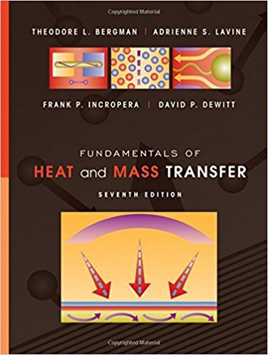 Fundamentals of Heat and Mass Transfer | 0th Edition | ISBN: 9780470501979 | Authors: 7