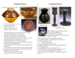 What is Yangshao Pottery?