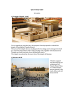 What is significant about the Church of the Holy Sepulcher?